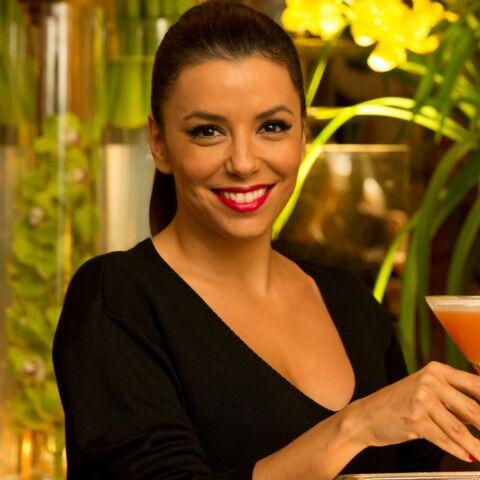 Eva Longoria lance un cocktail pour la bonne cause