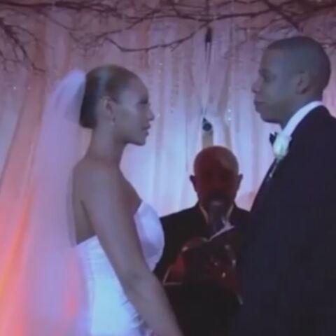 Beyoncé et Jay-Z dévoilent un extrait de leur mariage