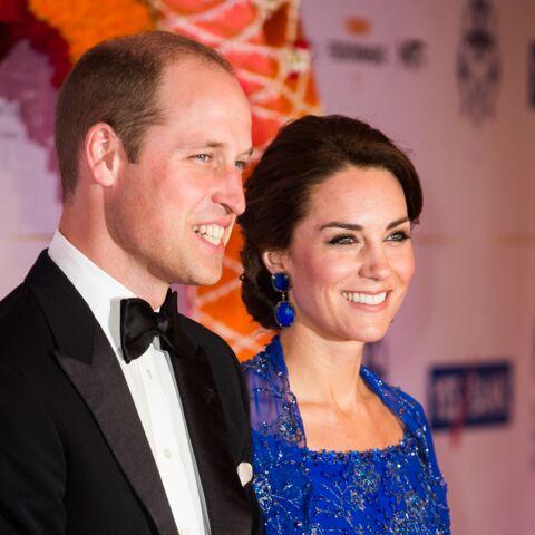 Princesse Kate: pudeur et élégance en Inde