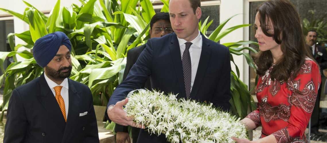 En Inde, Kate et William dans les pas de Charles et Diana