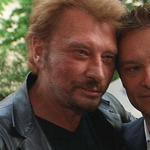 PHOTO – David Hallyday au chevet de son père malade, il redonne le sourire à Johnny