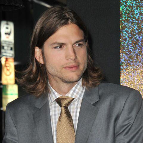 Ashton Kutcher, ses bonnes résolutions