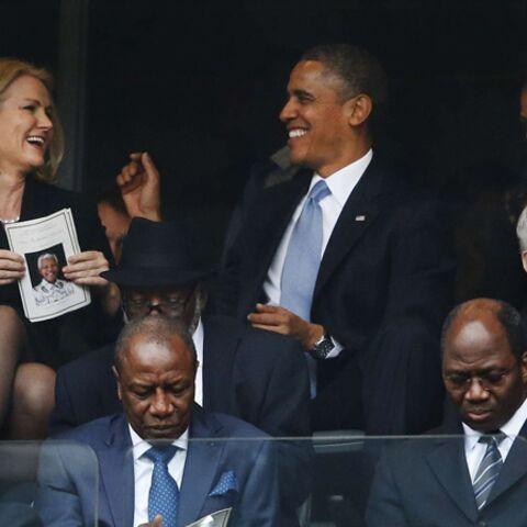 Barack Obama flirte avec le Danemark