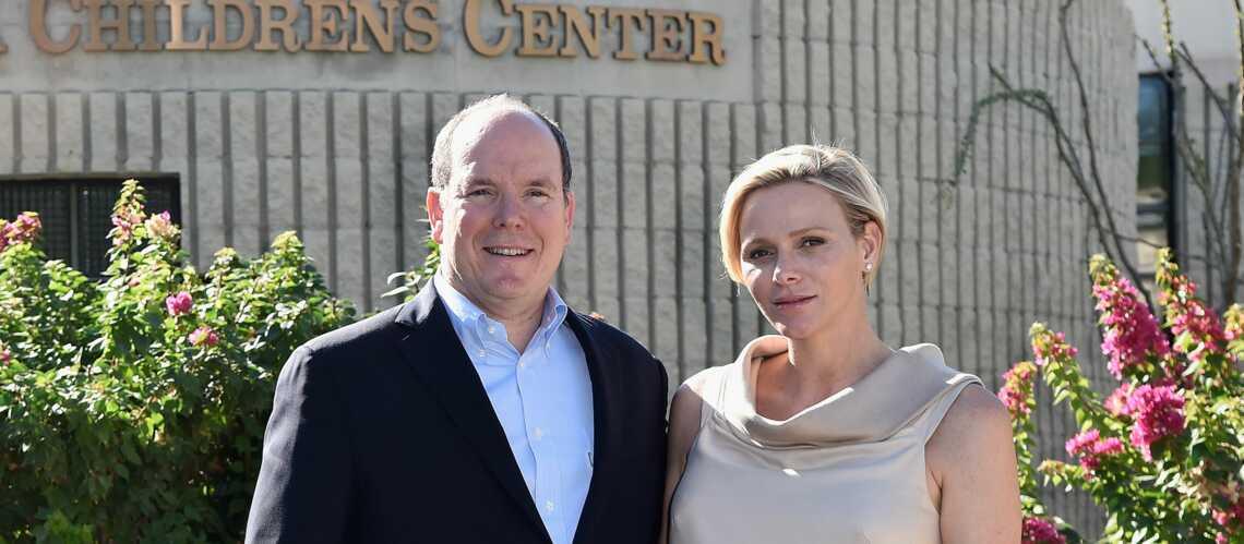 Albert et Charlène de Monaco: des dons plutôt que des cadeaux