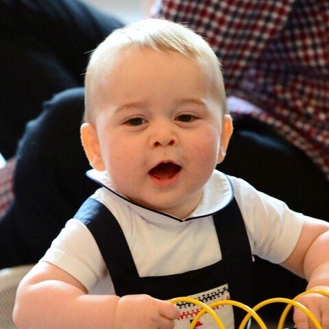 Prince George: déjà accro aux tablettes
