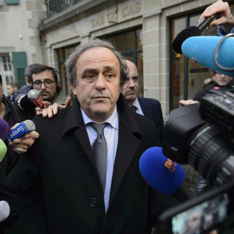 Michel Platini: un nouveau coup dur