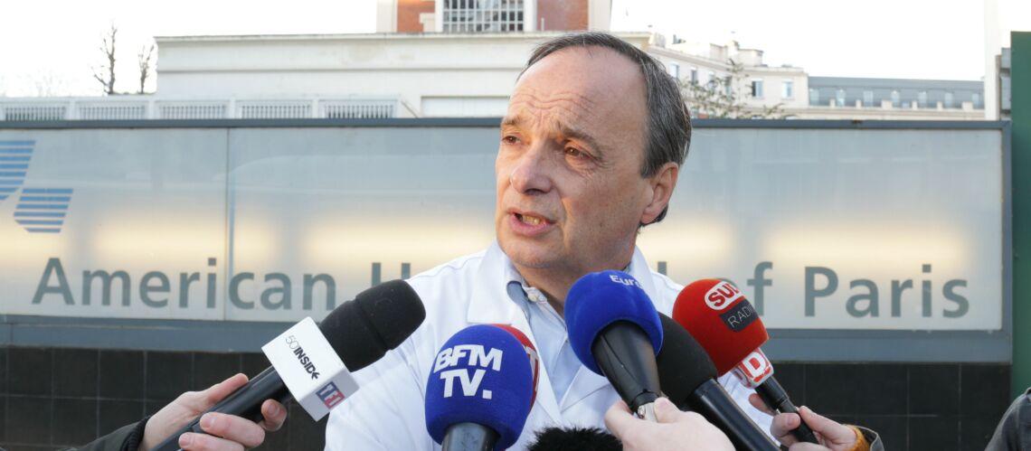 Affaire Polnareff: le Docteur Siou, accusé d'avoir inventé son embolie, s'explique