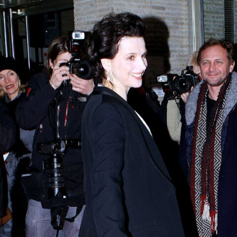 Juliette Binoche répand la french touch à Berlin