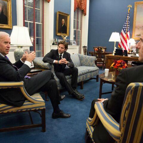 Quand Bradley Cooper rencontre Joe Biden