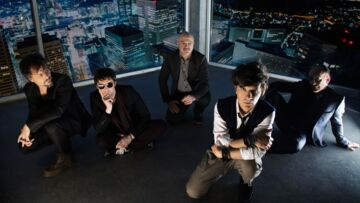 Indochine, leur Black City Parade impressionne