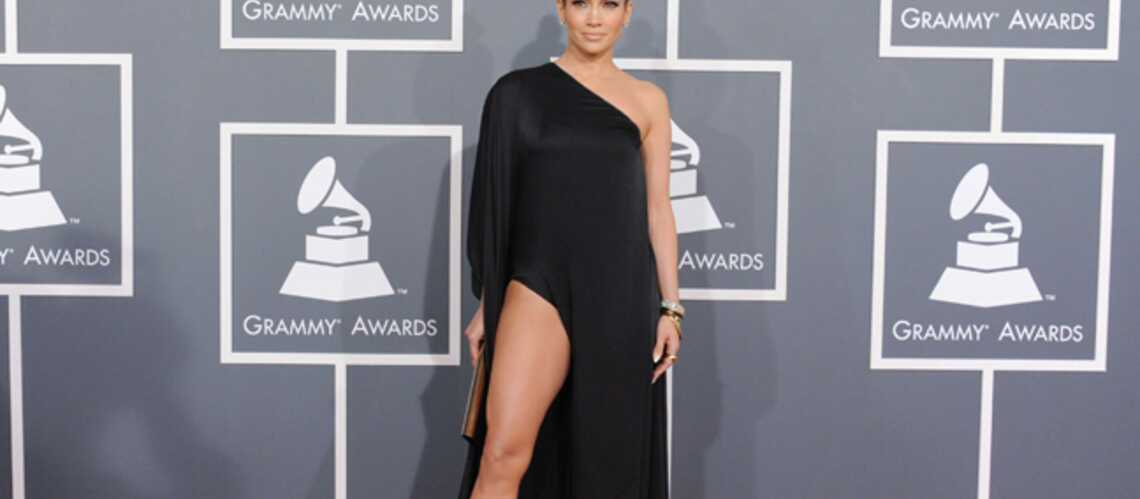 Photos- De Jennifer Lopez à Adele, les plus belles robes des Grammy Awards