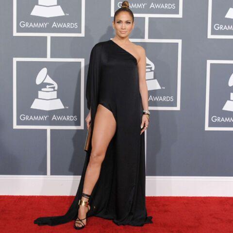 Photos- De Jennifer Lopez à Adele, les plus belles robes des Grammy Awards