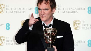 Quentin Tarantino et Bradley Cooper étoilés