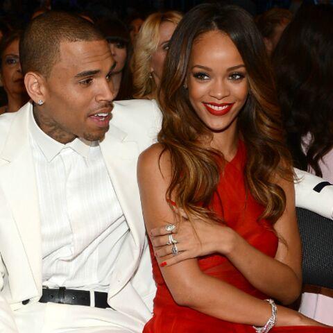 Photos- Rihanna et Chris Brown fiancés?