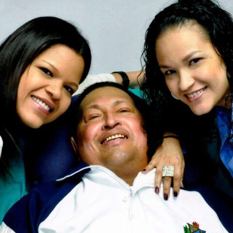 Hugo Chavez: ses filles, ces divas