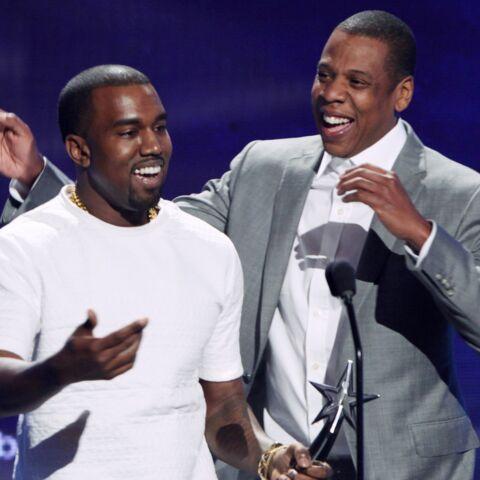 Kanye West et Jay Z à la fac!
