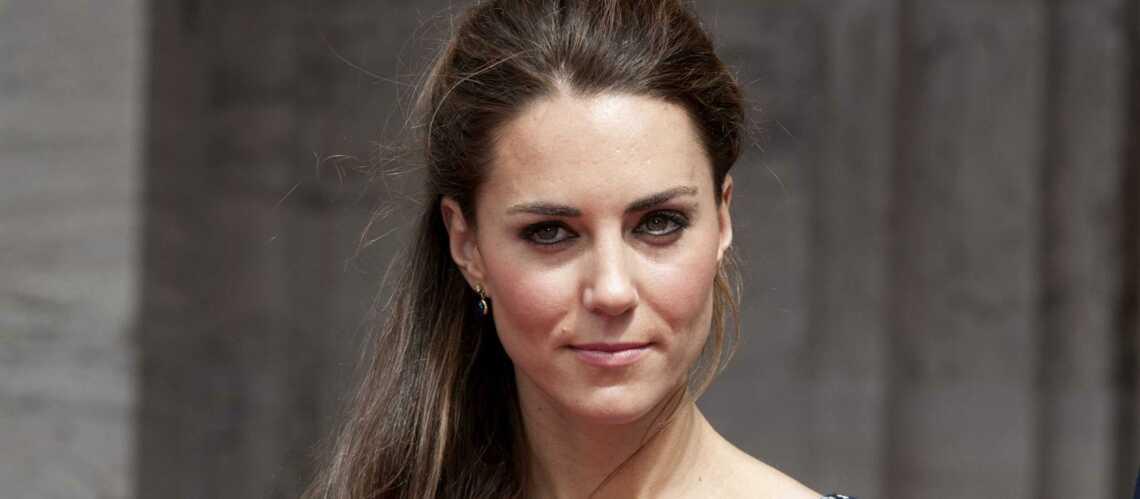 Kate Middleton: cachez-moi ces royales rotules!