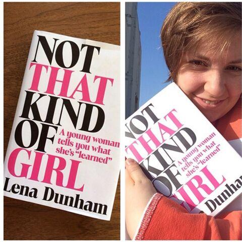 Lena Dunham: un livre en octobre