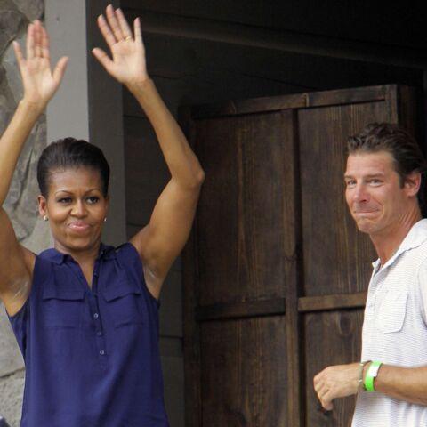 Michelle Obama, une première dame béton