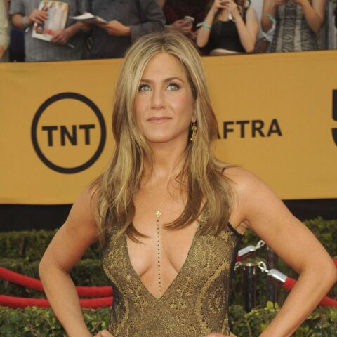 Jennifer Aniston, 46 printemps et plus un nuage