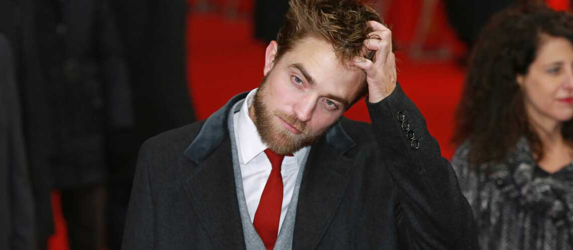 Robert Pattinson, oh la barbe!