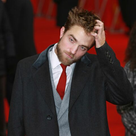 Robert Pattinson, oh la barbe!