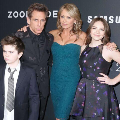 Ben Stiller: son fils lui vole la vedette