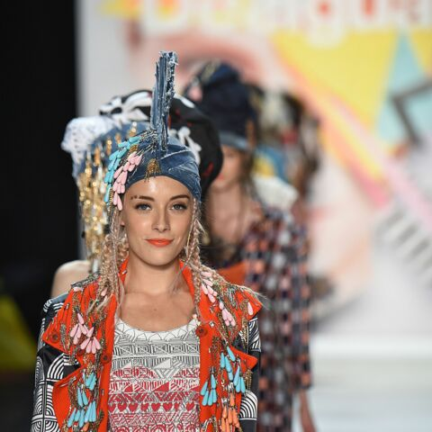 Desigual bouleverse les codes pour la Fashion Week de New York