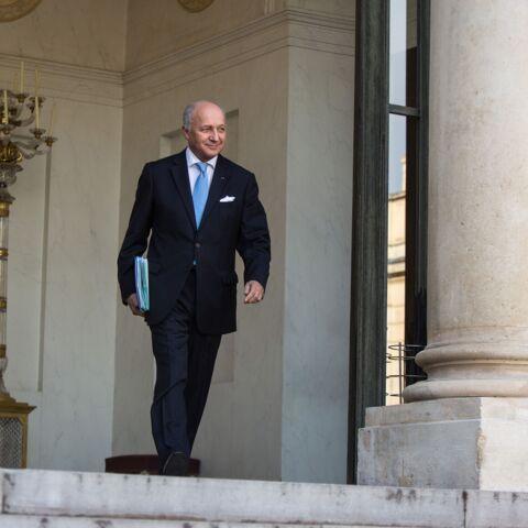 Laurent Fabius: la dernière marche