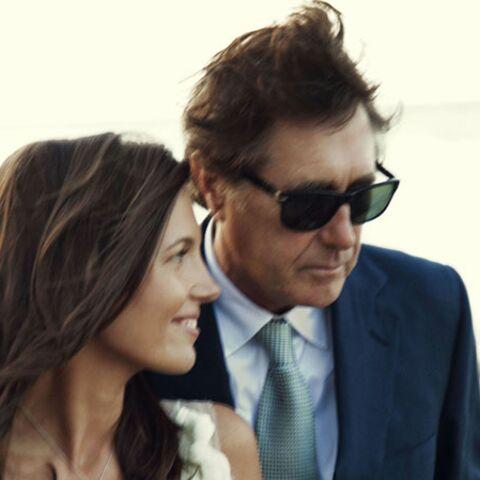 Brian Ferry se marie avec l'ex de son fils