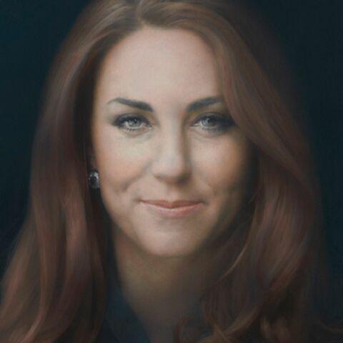 Kate Middleton en tête à tête avec elle-même