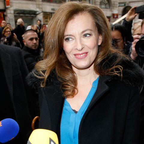 Valérie Trierweiler manifeste pour Charlie