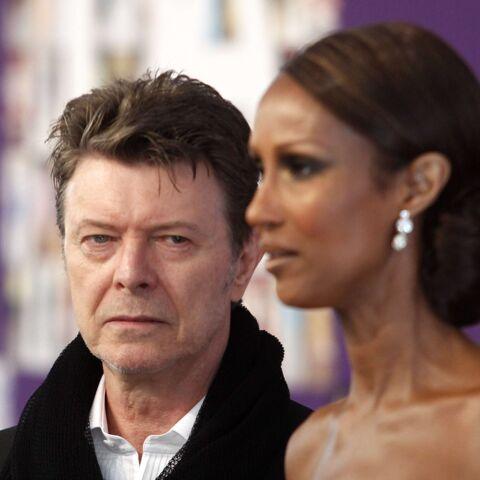 David Bowie et Iman, la fin d'une love story