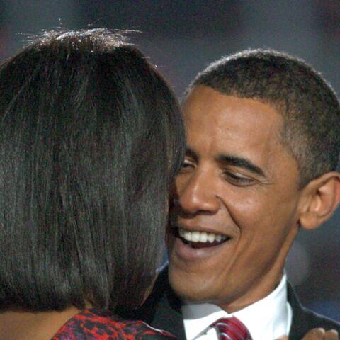 PHOTOS – Michelle et Barack Obama: leurs plus beaux moments de complicité