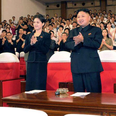 Kim Jong-un nous présente sa dame de cœur