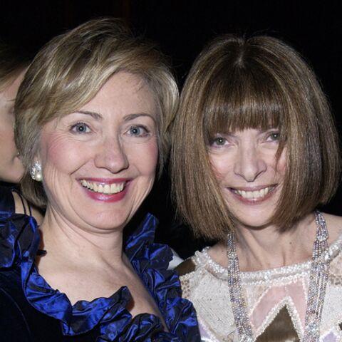 Anna Wintour, fan d'Hillary Clinton