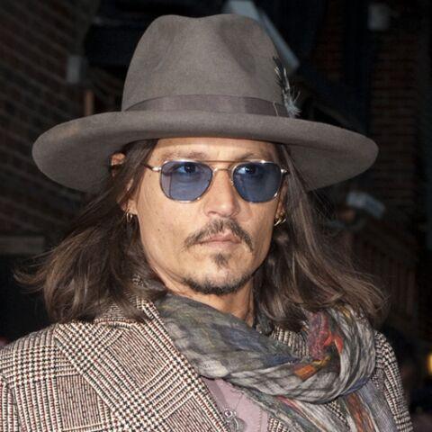 Johnny Depp, son geste généreux envers les Indiens