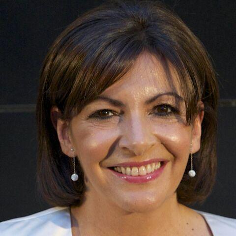 Anne Hidalgo a reçu son prix de personnalité de l'année