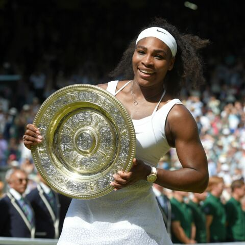 « Oh my god » s'écrie une Serena Williams victorieuse