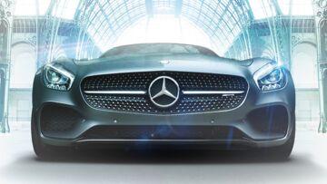 Les plus belles étoiles de la galaxie Mercedes