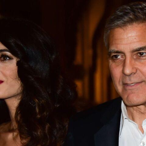 Amal et George Clooney: Qui de leurs jumeaux Alexander et Ella est né en premier?