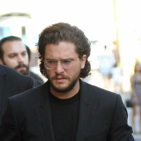 PHOTO – Kit Harington, l'acteur de « Game of Thrones », ultra séduisant en pleine promotion