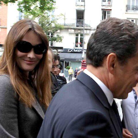 Nicolas Sarkozy et Carla Bruni-Sarkozy: vacances sans farniente