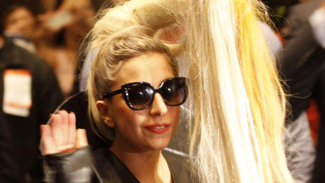 Lady Gaga, coup de barre en plein concert