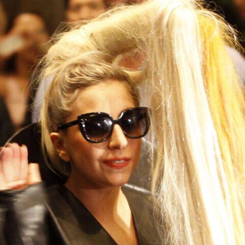 Lady Gaga dévoile sa nouvelle coupe de cheveux