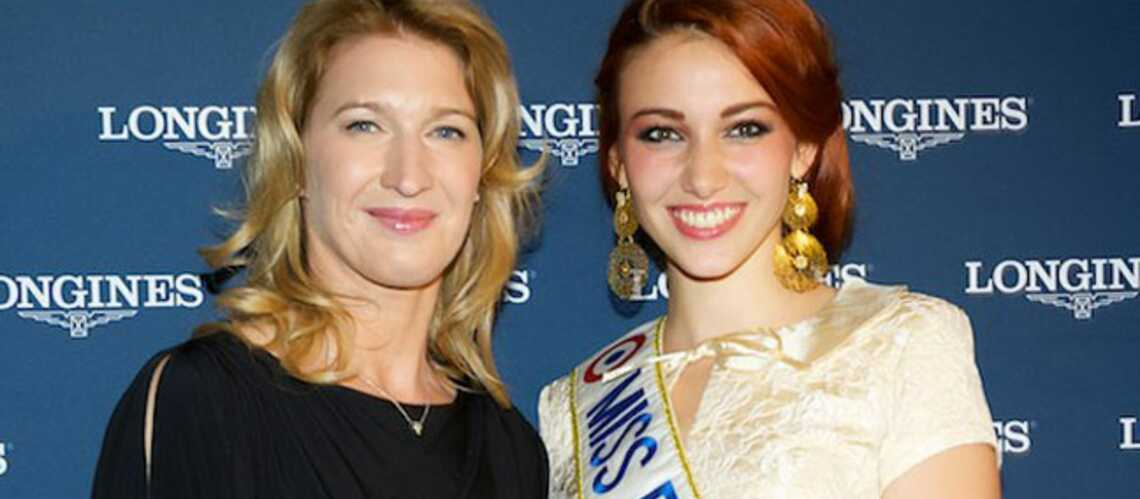 Gala by night: Steffi Graf et Miss France brillent chez Longines