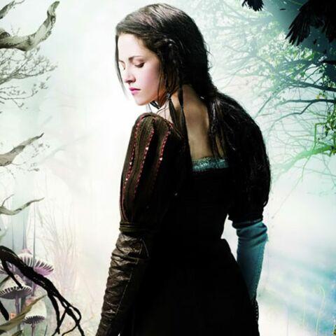 Kristen Stewart, Blanche Neige mais pas oie blanche