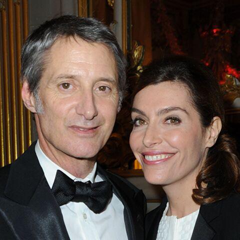 Daphné Roulier et Antoine de Caunes, couple star du PAF