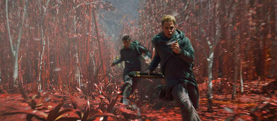 Star Trek Into Darkness: J.J.Abrams fait dans le spectaculaire