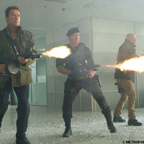 The Expendables, le film exponentiel
